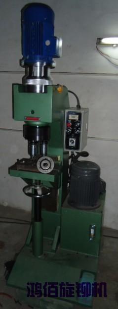 气动旋铆机的工作原理的特点