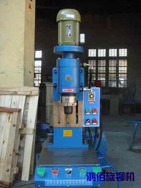 油压旋铆机的维修的特点